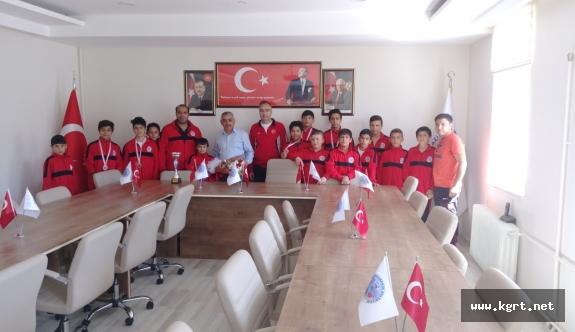 Kazımkarabekir'de Gençlik Haftası Etkinlikleri Devam Ediyor