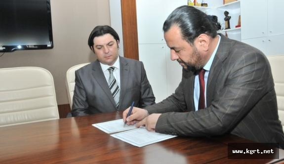 KMÜ'den Yabancı Öğrencilere Türkçe Öğretimi İçin Önemli Adım