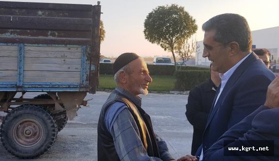 Konya Şeker'den Çiftçilere Motorin Avansı