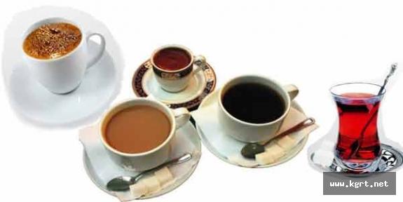 Oruç Tutarken Çay Ve Kahveyi Azaltın
