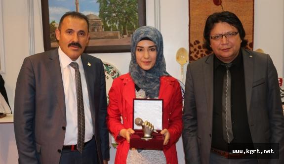'Şehit Anası' Şiiri Türkiye Birinciliği Getirdi