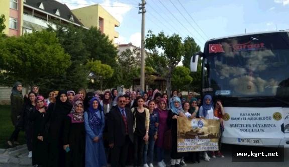 Türk Dilinin Başkentinden Şehitler Diyarına Yolculuk