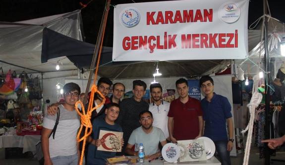 Gençlik Merkezi'nde Ramazan Etkinlikleri Devam Ediyor