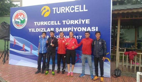 Karamanlı Atletler Başarıya Doymuyor