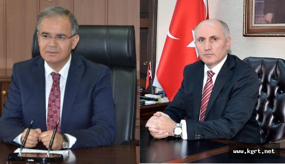 Vali Süleyman Tapsız Merkeze Alındı. Karaman'ın Yeni Valisi Fahri Meral Oldu