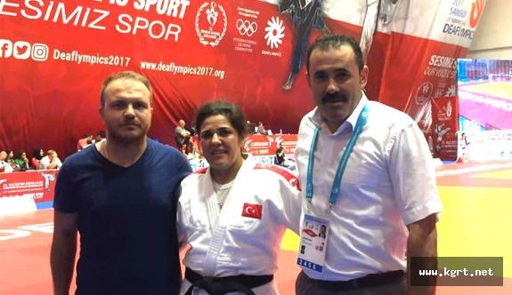 Deaflympics 2017'de Kadınlarda Türkiye'ye İlk Madalya Kesiktaş'tan