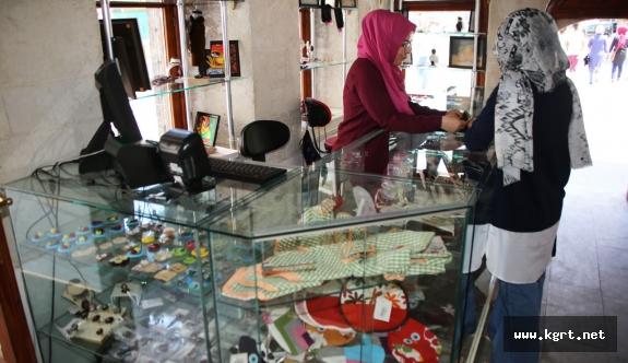 El Emeği Satış Ofisi Açıldı