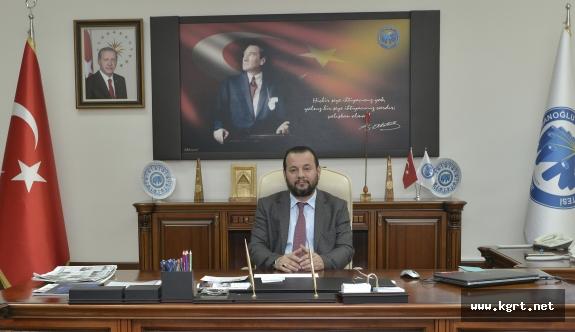 KMÜ Rektörü Akgül'den Gazeteciler Ve Basın Bayramı Mesajı