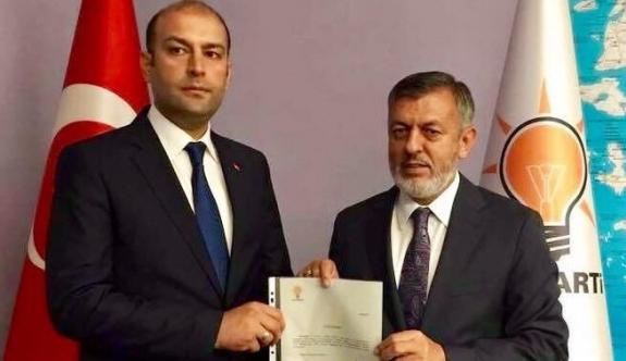 AK Partide Görev Değişimi