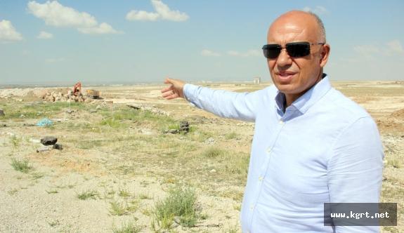 """Belediye Başkanı Ertuğrul Çalışkan: """"Bu Stadyum Türkiye'deki Diğer Stadyumlardan Daha Farklı Olacak"""""""