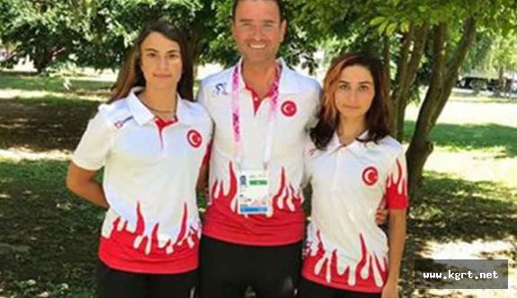 Karamanlı Antrenör Ve Sporcular Avrupa Arenası'nda