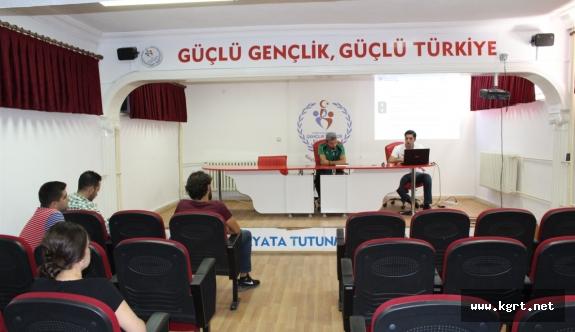 Karaman'da Basketbol Hakem Semineri Düzenlendi