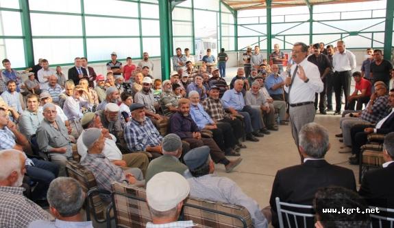 Konuk; Panagro'yu Kurduk, Konya Olarak Büyükbaş Sayısında Türkiye Birincisi Olduk