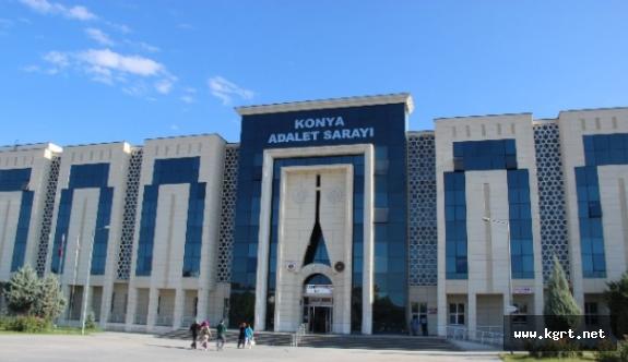 Konya'daki FETÖ Çatı Davası Sürüyor