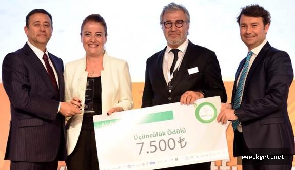 Proje Baharında Üçüncülük Ödülü
