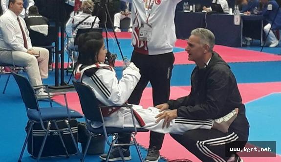 Can, Milli Takım Antrenörlüğüne Altınla Başladı