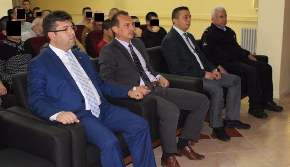 Hükümlülere Yönelik Denetimli Serbestlik Konferansı