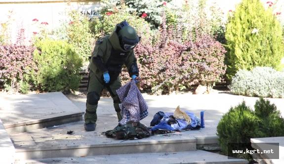 Karaman'da Şüpheli Çanta Paniği
