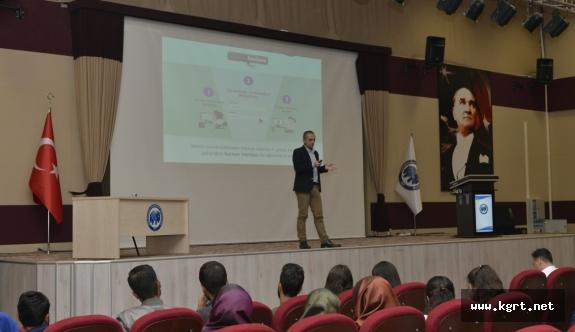 KMÜ'de Kariyer Tüyoları Semineri Düzenlendi