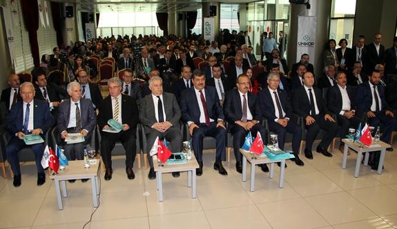 V. Uluslararası KOP Bölgesel Kalkınma Sempozyumu Konya'da Yapıldı