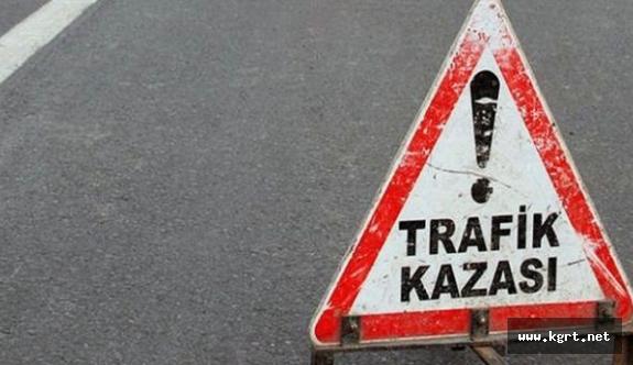 Karaman'da Hafif Ticari Araç Ağaca Çarptı: 6 Yaralı