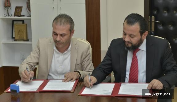 KMÜ İle Özel Karaman Hastanesi Protokol İmzaladı