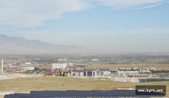 KMÜ, UNİKOP Enerji Çalıştayına Ev Sahipliği Yapacak