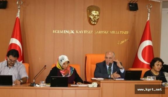 Belediye Meclisi'nin 2017 Yılının Son Toplantıları Başlıyor