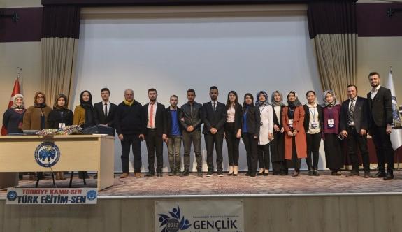 Dr. Ramazan Kurtoğlu KMÜ'DE Öğrencilerle Buluştu