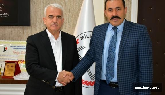 Gençlik Hizmetleri ve Spor İl Müdürlüğü ile İşbirliği Protokolü İmzalandı
