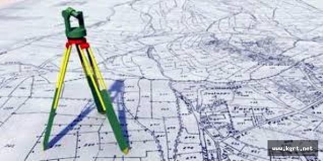 Kadastro Haritaları Tekrar Düzenlenecek