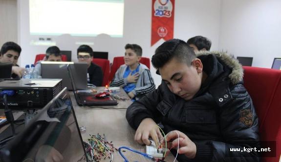 Karaman'da 'Kod Adı 2023' Projesi Devam Ediyor