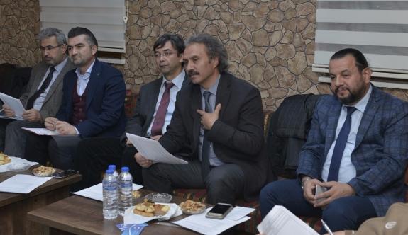 KMÜ Yeni Stratejik Planı Tartıştı
