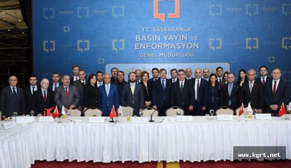 Başbakan Yardımcısı Çavuşoğlu: BYEGM Son Dönemde Büyük Bir Etki Oluşturmuştur