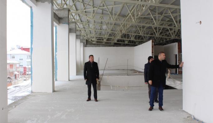 Karaman'da Spor Yatırımları Yükselmeye Devam Ediyor