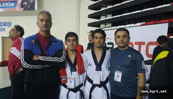 Milli Taekwondocu Sayımız 25'e Ulaştı