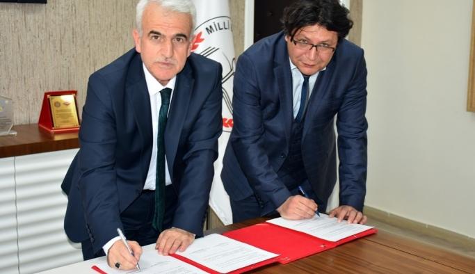 Anadolu Gençlik Derneği Karaman Şubesi İle İş Birliği Protokolü İmzalandı