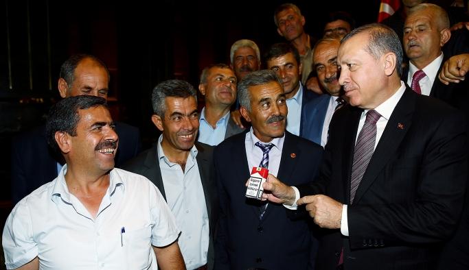 Cumhurbaşkanı Erdoğan'a Verdiği Sözle 3 Yıldır Sigara İçmiyor