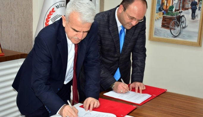 İGEDER İle İş Birliği Protokolü İmzalandı