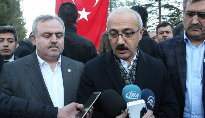 """Kalkınma Bakanı Elvan: """"Güvenlik Tesis Edilince Suriyelilerin Ülkelerine Dönmesini Arzu Ediyoruz"""""""