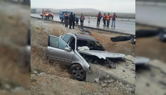 Karamanlı Türkoğlu Kardeşler Kazada Hayatını Kaybetti