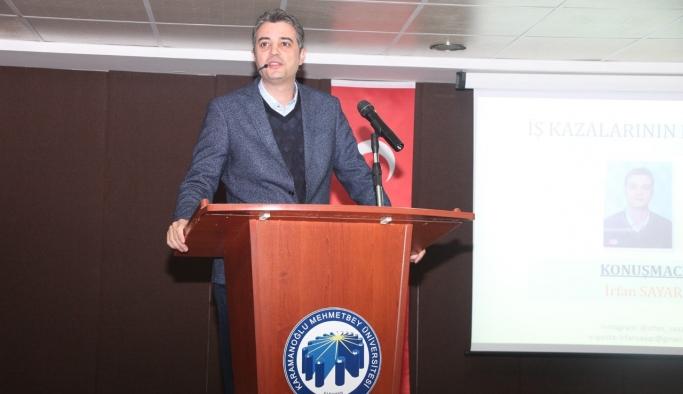 KMÜ'de İnsan Hayatının Önemi Konuşuldu