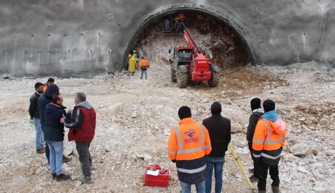 Sertavul Geçidinde Araçlar İçin Tünel Ve Viyadük Çalışmaları Başladı