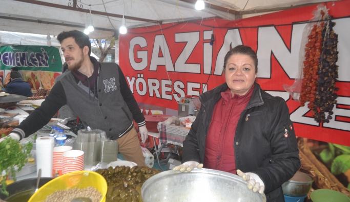 Yöresel Ürünler Festivali Karaman'da Başladı