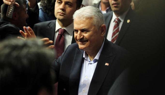 Başbakan Binali Yıldırım: Konya-Karaman Hızlı Tren Hattını Bu Yıl İçinde Açacağız