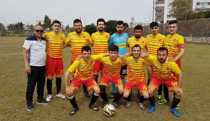 İşitme Engelliler Futbol Takımı Mersin'den 3 Puanla Döndü