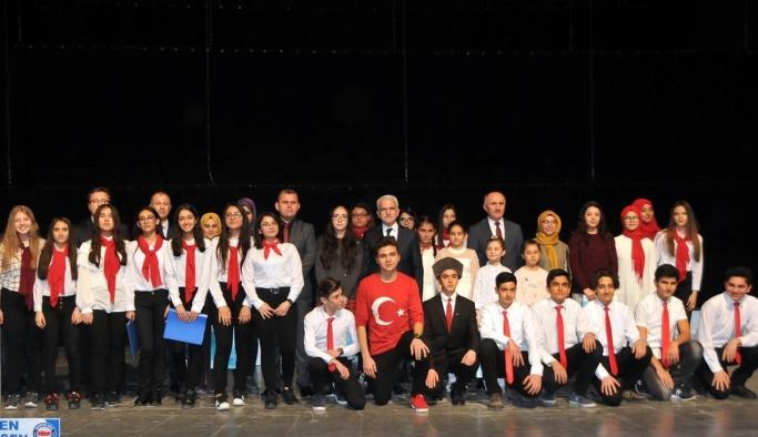 İstiklal Marşı'nın Kabulünün 97. Yıldönümü Kutlandı