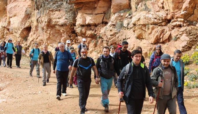 KARDOF Sason Kanyonu'nun Tadını Çıkardı