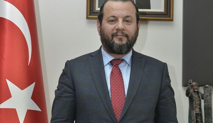 KMÜ Rektörü Akgül'den 12 Mart Mesajı