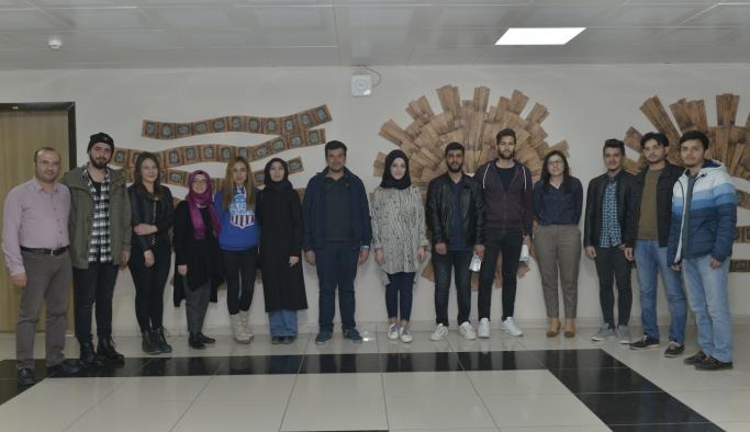 KMÜ'den 14 Öğrenci Avrupa'ya Gidiyor